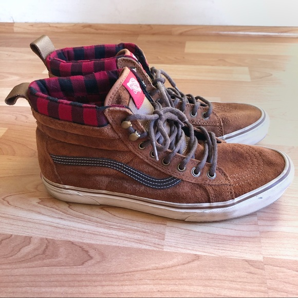 Vans Shoes   Sk8 Hi Mte Suede Buffalo